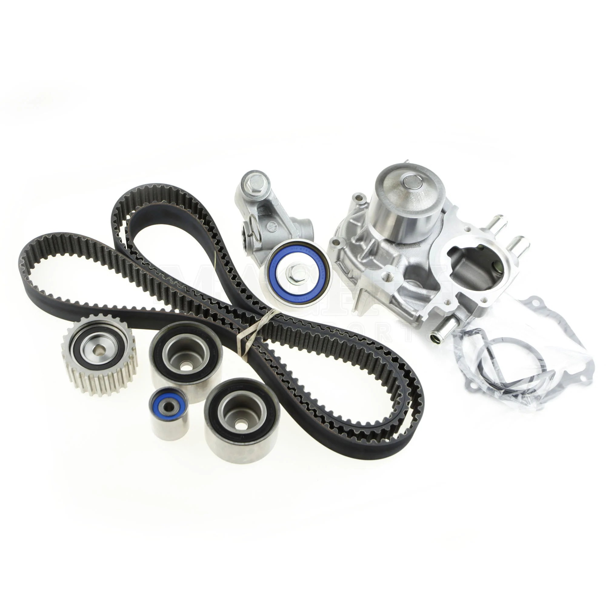 oem quality timing belt kit with water pump 2008 2014 wrx [ 2000 x 2000 Pixel ]
