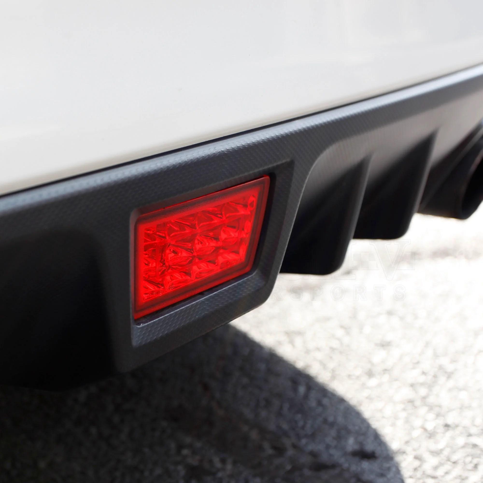 medium resolution of f1 style rear brake lamp 2011 subaru wrx sti