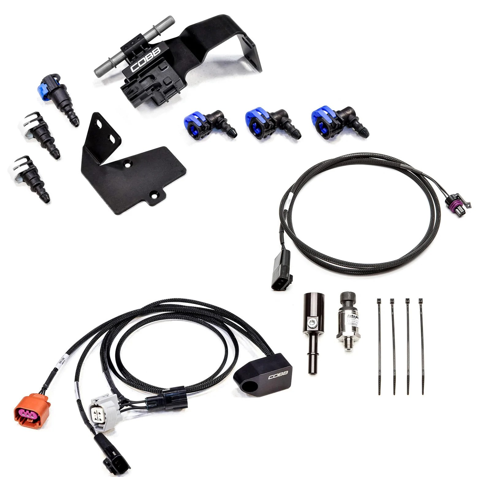 cobb flex fuel complete package 2004 2007 sti 2006 2007 wrx [ 1556 x 1556 Pixel ]