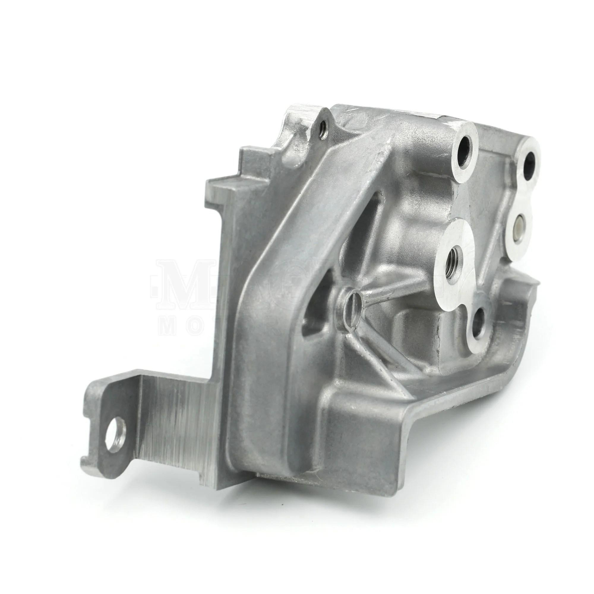 hight resolution of subaru timing belt tensioner bracket 2002 2007 wrx sti