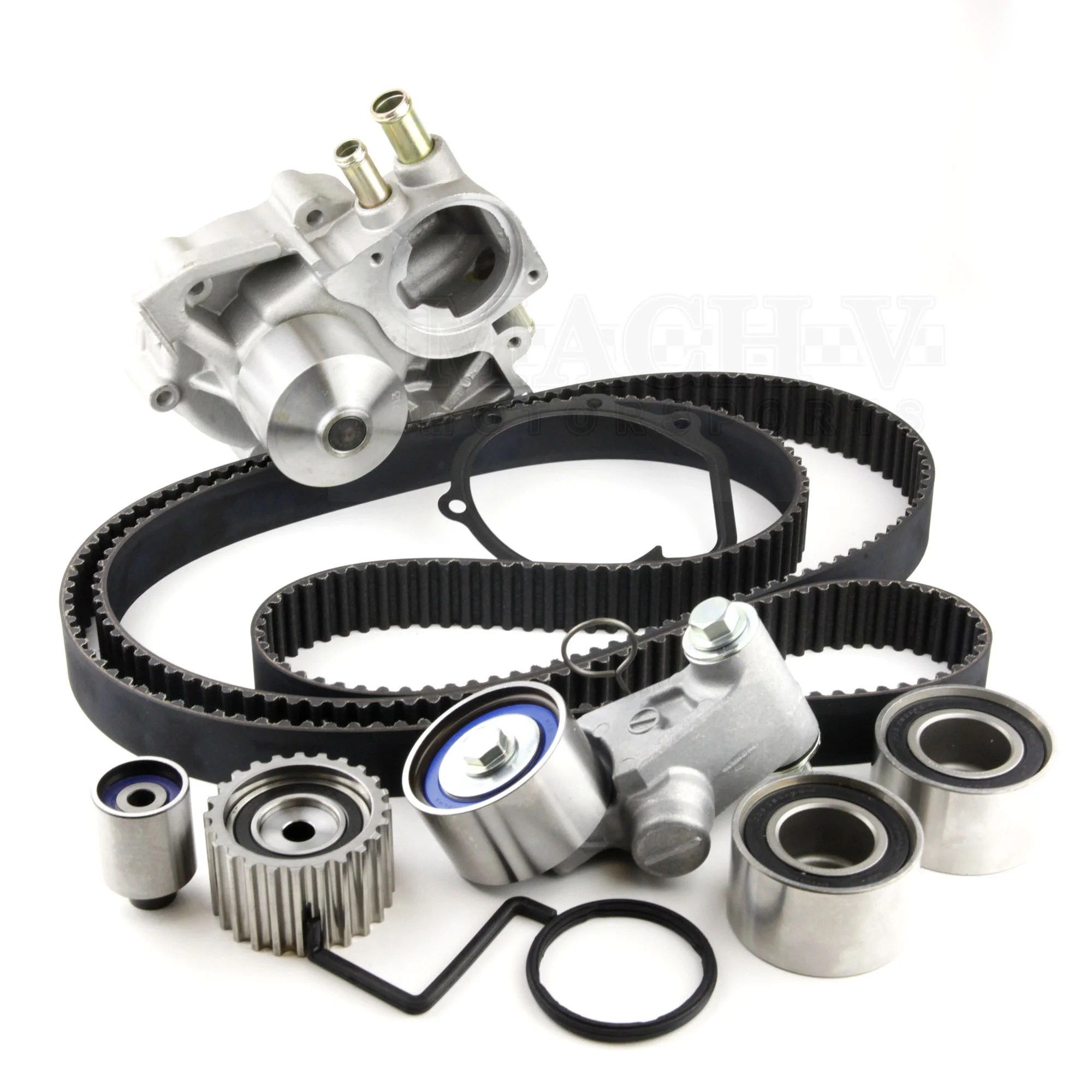 hight resolution of gates timing belt kit with water pump 2008 2014 wrx