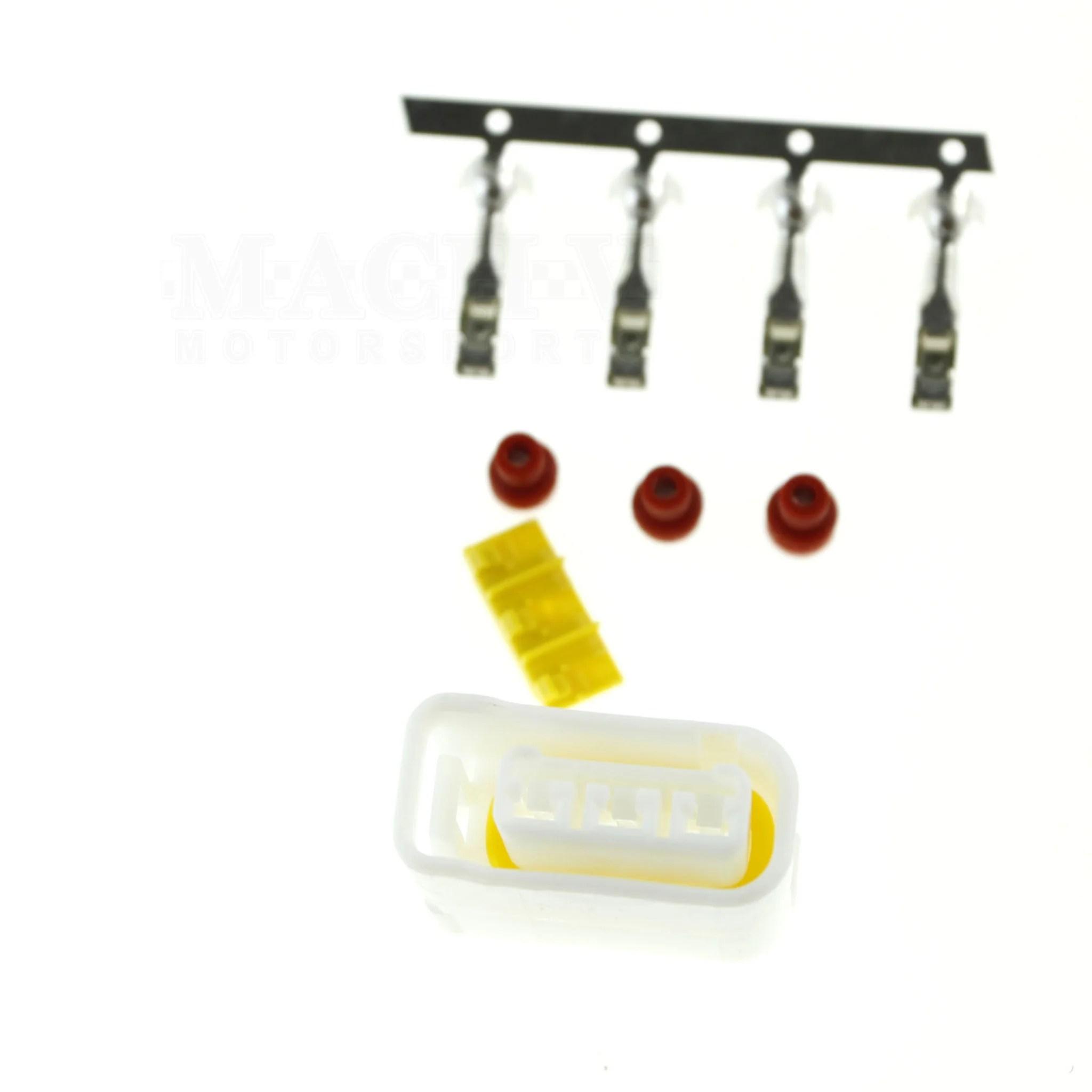 coil pack connectors subaru ej motor  [ 2048 x 2048 Pixel ]