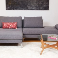 Sofa Bed With Chaise Lounge Perth Sectional Sofas Long Island Brighton Modular Fabric Or Leather Couch