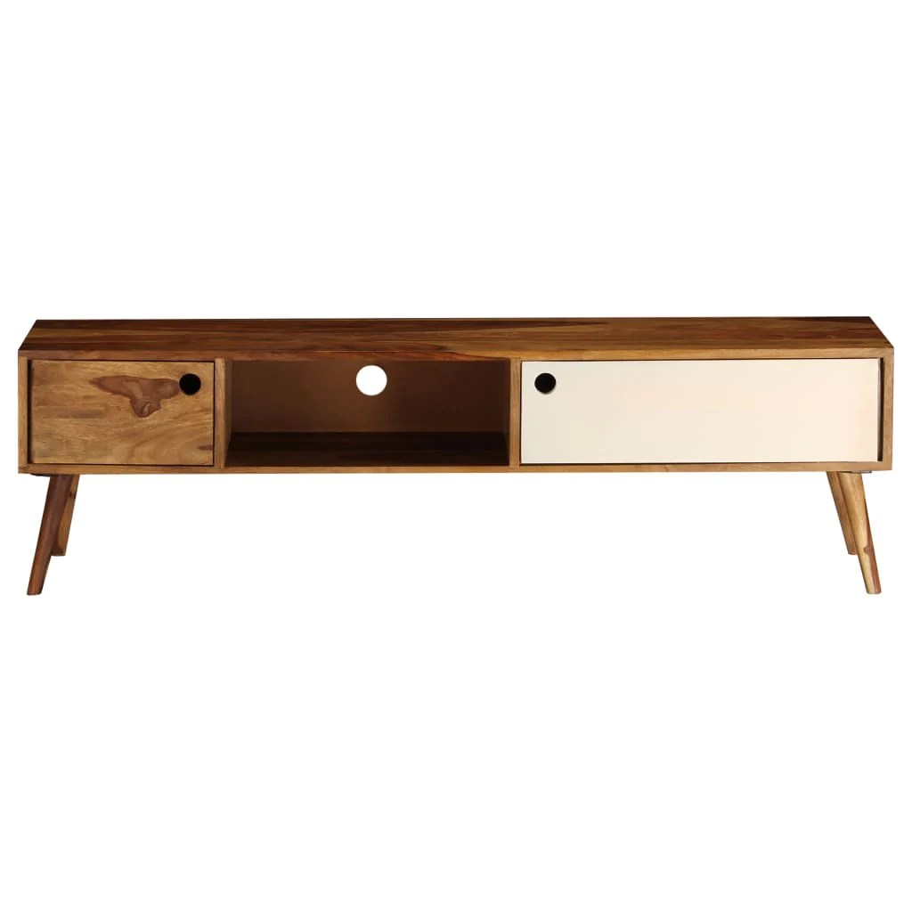 Dai un'occhiata ai nostri mobili e oggetti decorativi e fai i pieno di ispirazione! Catlin Sheesham Wood Tv Unit J C Homewares Furniture