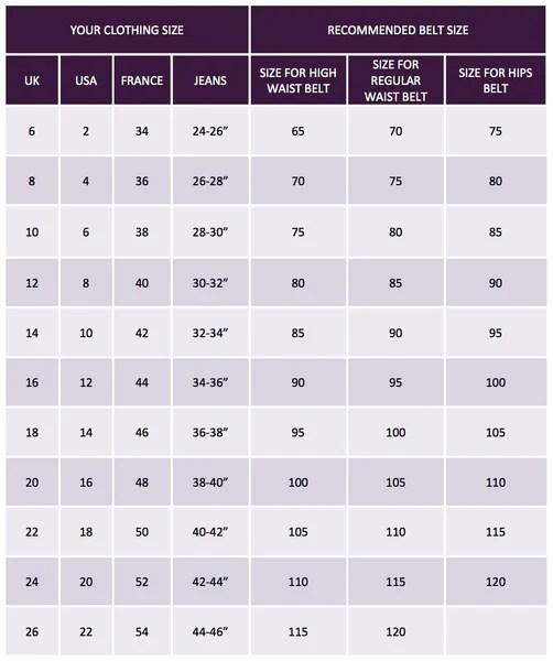 Elliot rhodes belt size chart womens also guide rh elliotrhodes