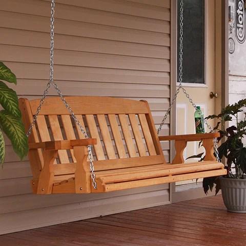 heavy duty american made porch swings