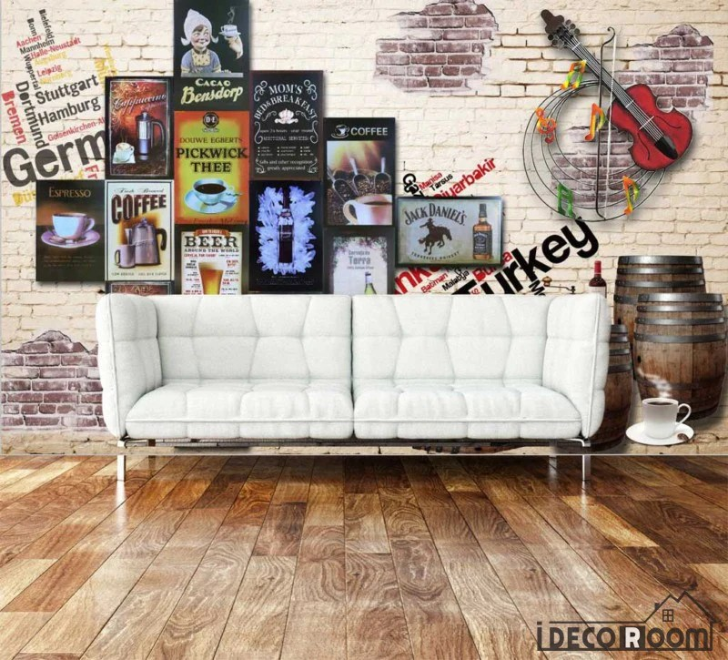 living room art wall plants ikea white 3d poster coffee murals wallpaper decals prints decor idcwp tap to expand