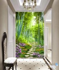 3D Wall Murals  IDecoRoom