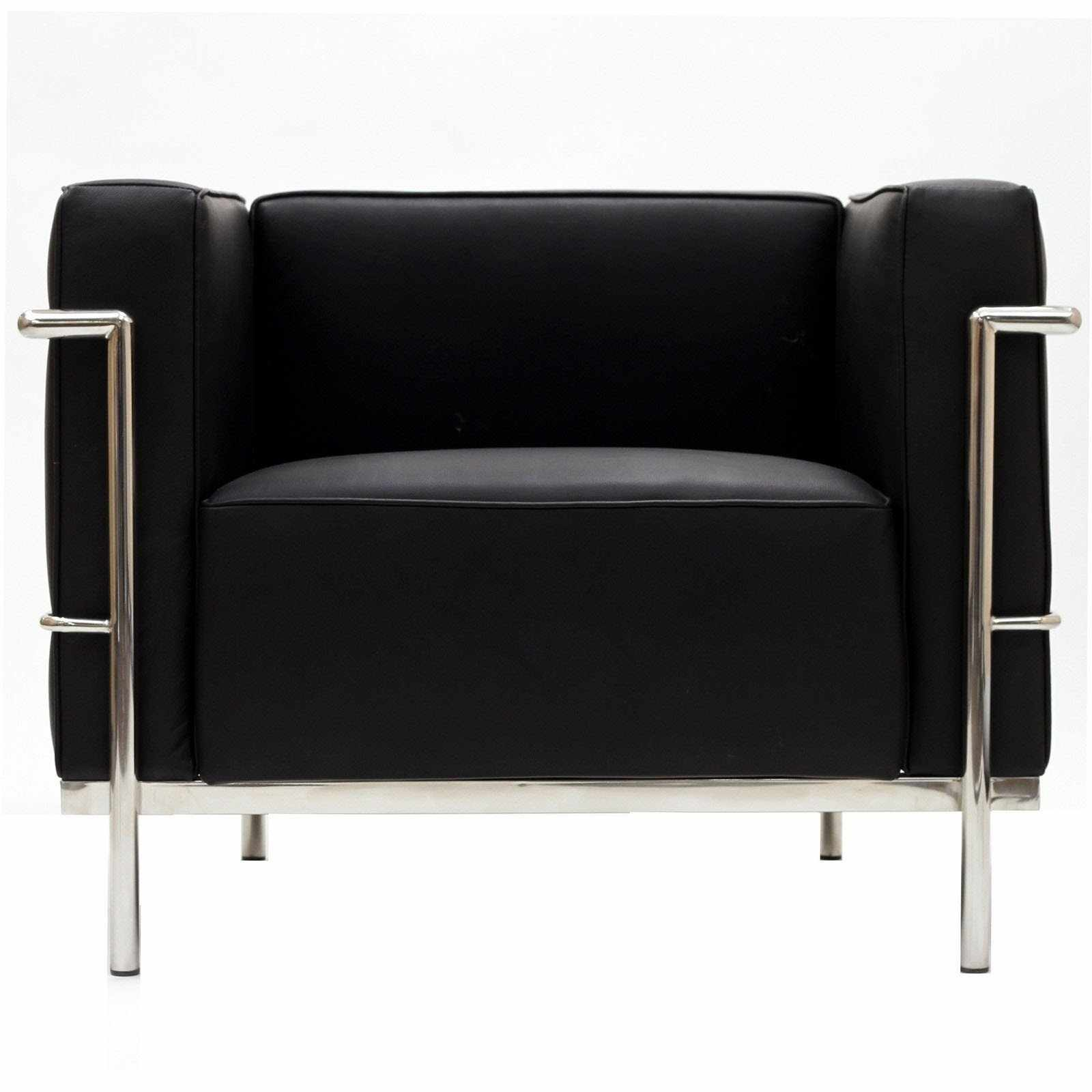 le corbusier sofa replica leather repair austin tx lc3 armchair emfurn style