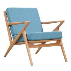 Poul Jensen Z Chair Replica Folding Picnic Chairs John Lewis Style Dodger Blue Selig Emfurn