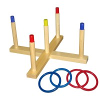 Classic Ring Toss: Family Friendly Toss Game | Ladderball.com