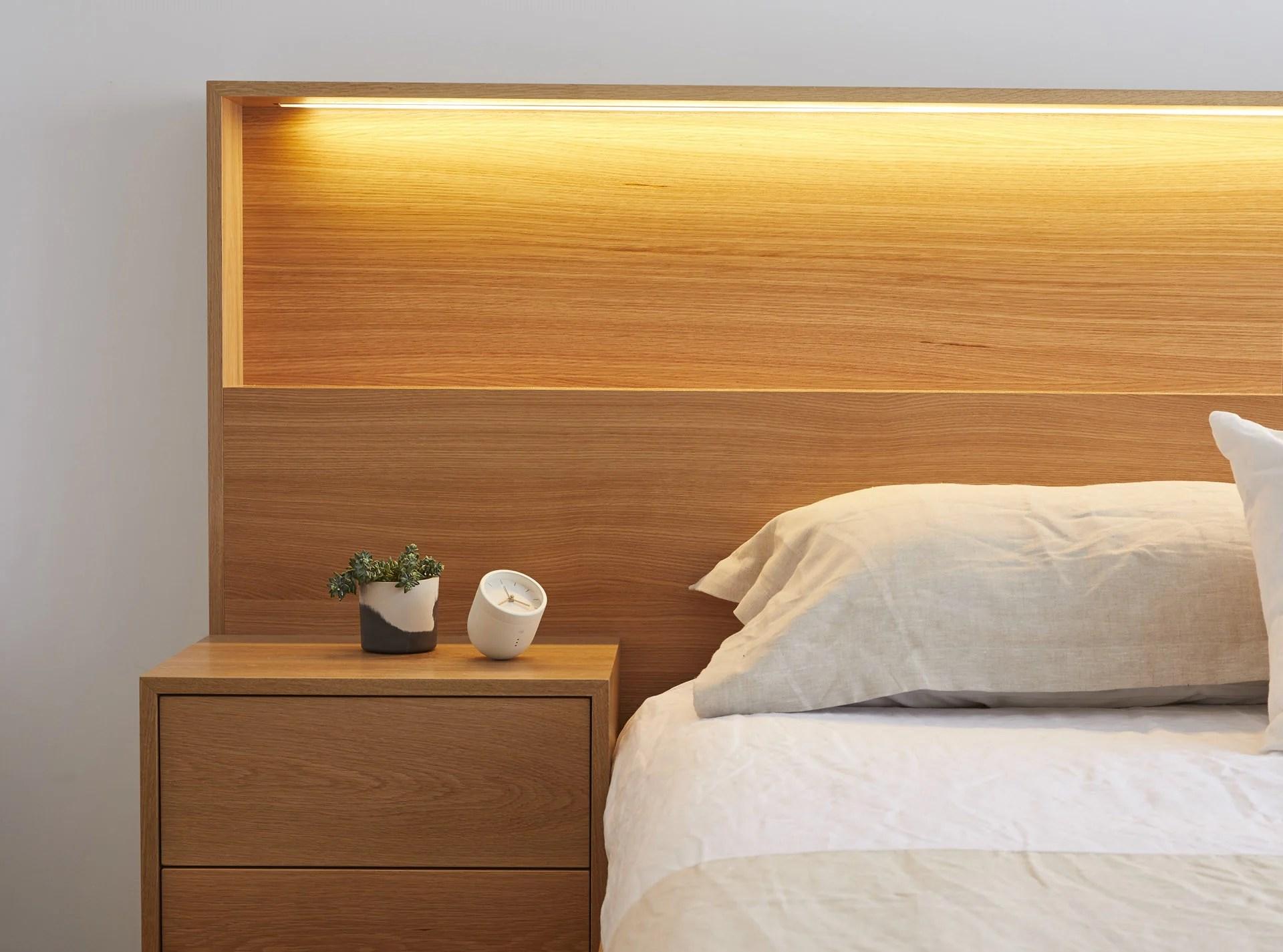 Fenton Bed  Tim Webber Design