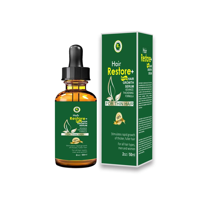 Hair Restore & Hair Growth Serum – Herbal-city