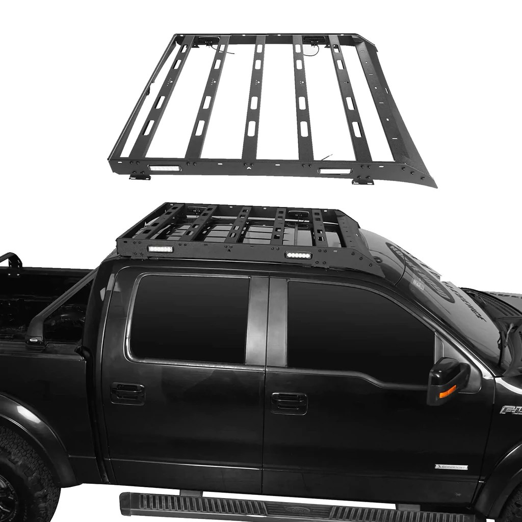 ford f 150 roof rack for 2009 2014 ford