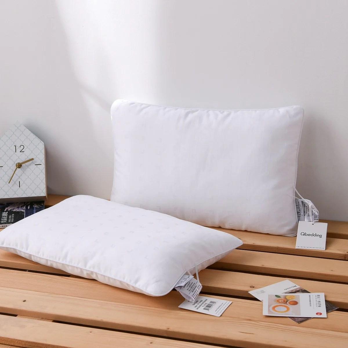 嬰兒羽絲絨枕芯 – Qbedding.com