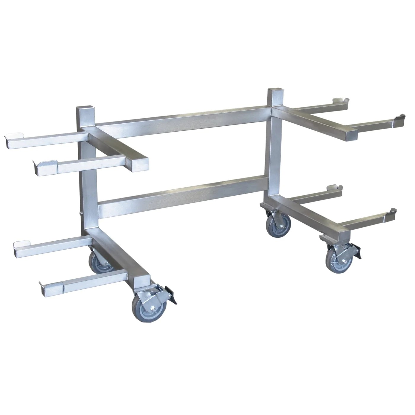 Cadaver Scissor Lift With Rollers Mortech Manufacturing