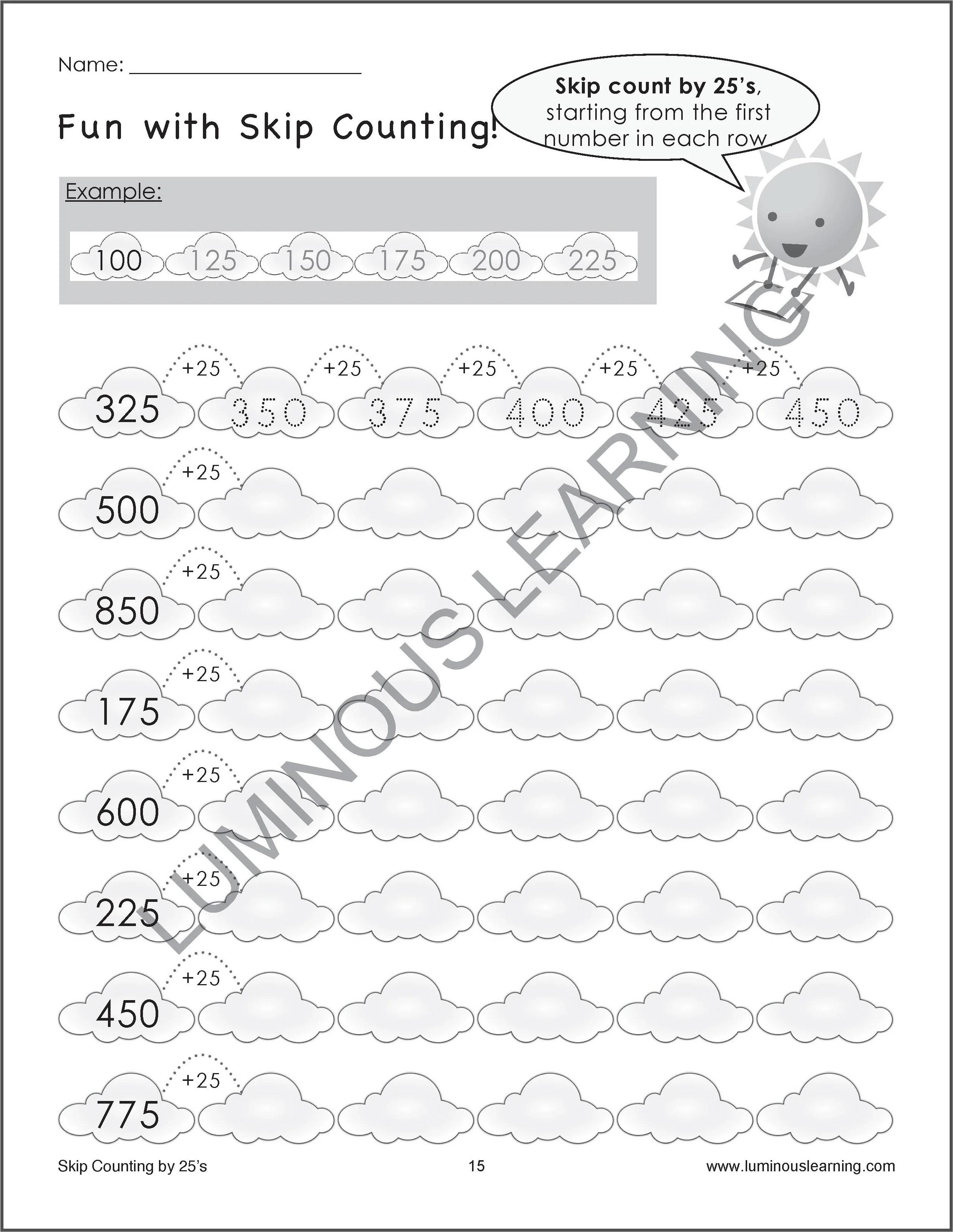 Number Sense \u0026 Place Value Worksheets - Special Ed - Grade 3 [ 3310 x 2560 Pixel ]
