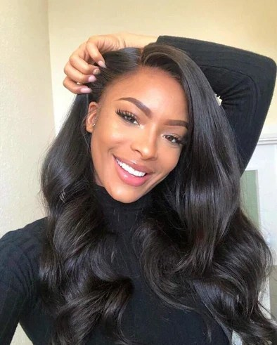 Free Shipping Lace Wigs African American Layered Bob Wigs Hair