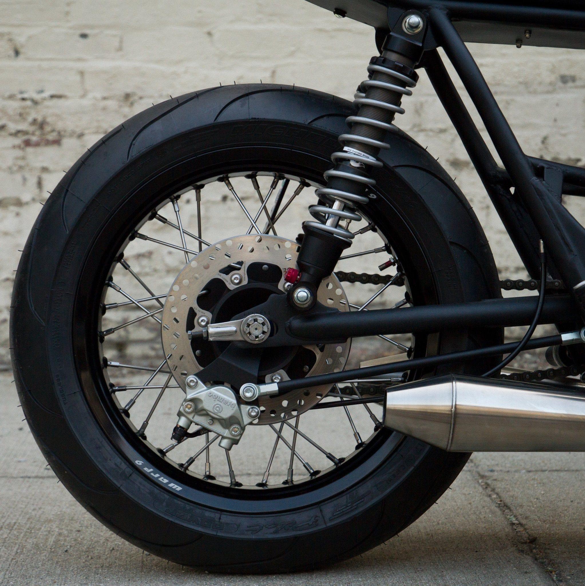 xs650 rear hub disc brake conversion [ 2045 x 2048 Pixel ]