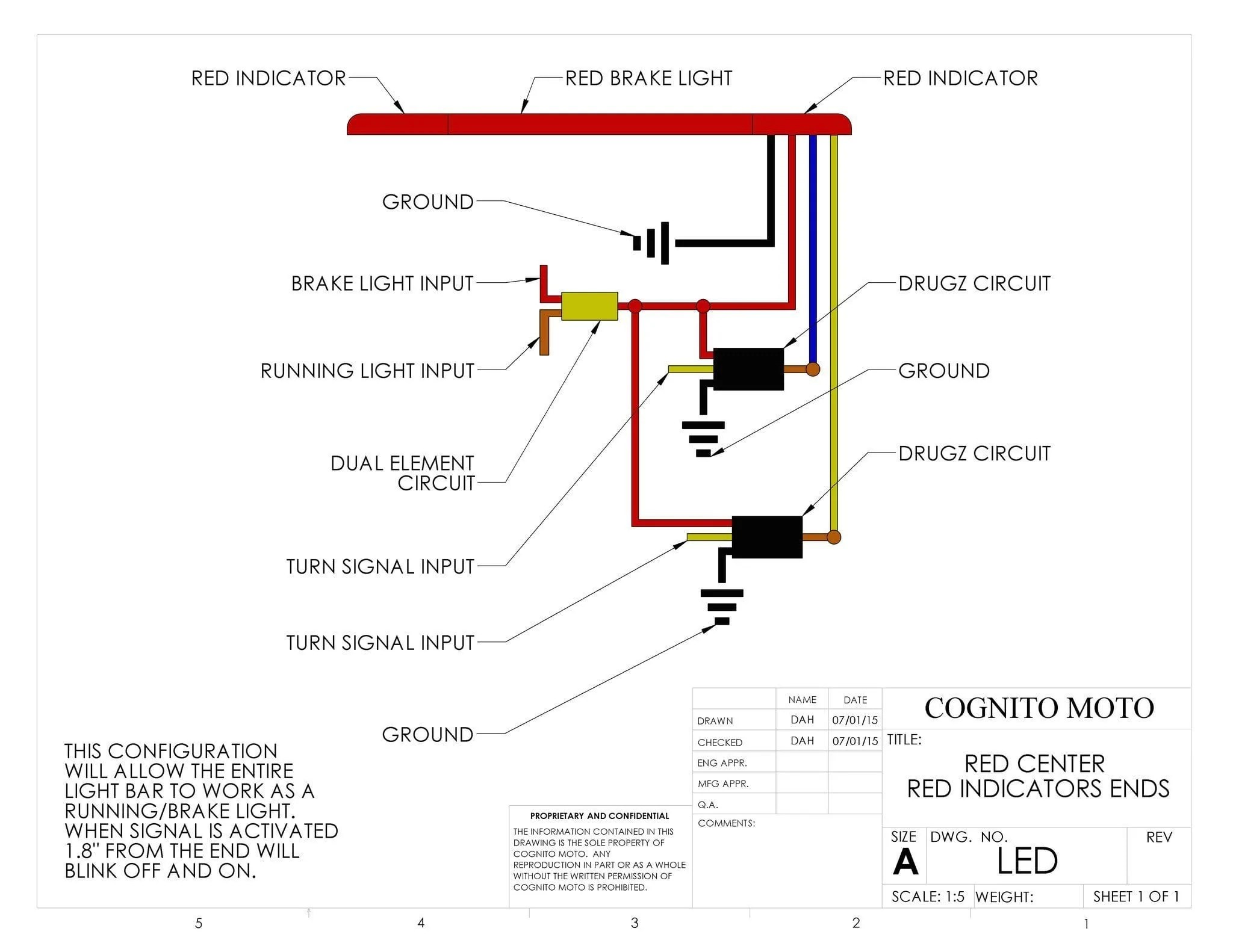 light wiring diagram loop taco zone valve control triumph led brake turn signal frame loops