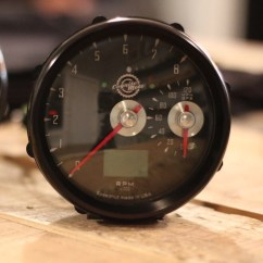 Tachometer Wiring Diagram For Motorcycle Cb400 Four Cognito Moto Gps Speedo And Large Tach