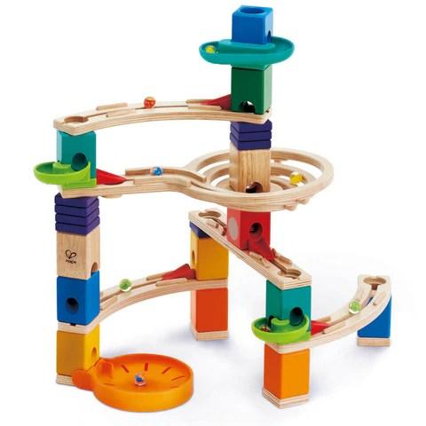 Hape Quadrilla Vertigo Set 133 Pieces Kidzinc