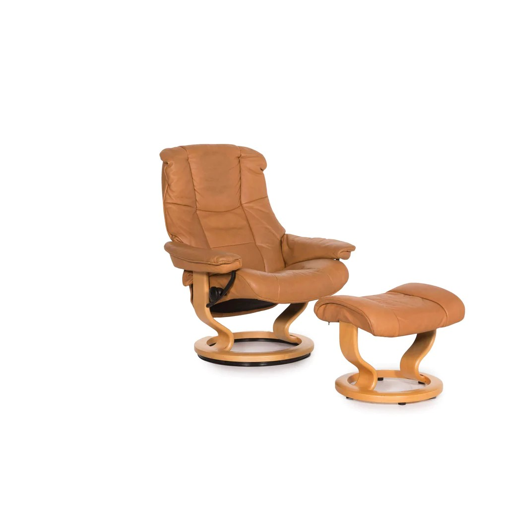 Sessel Leder Cognac Stressless Mayfair | Sessel | Jetzt Online Bestellen | Revive Interior – Revive Interior Gmbh