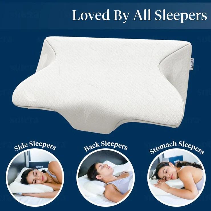 dream deep pillow sutera