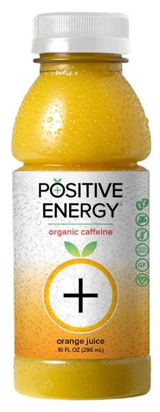 Positive Energy Organic Energy Drink - All Natural Energy ...