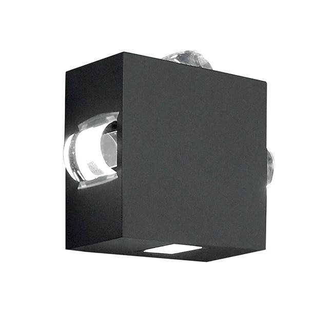 eden 4 directional outdoor wall light id 6147