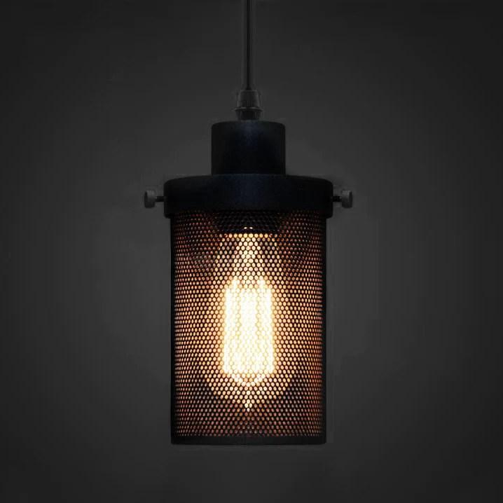 Mesh Pendant Light