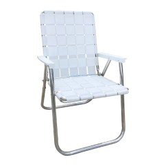 Lawn Chairs Usa 8 Chair Table Set Deluxe White Domestic