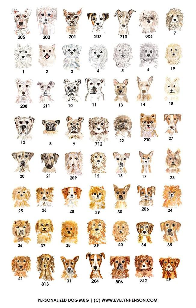 Fall Pics Phone Wallpaper Personalized Dog Mug Evelyn Henson