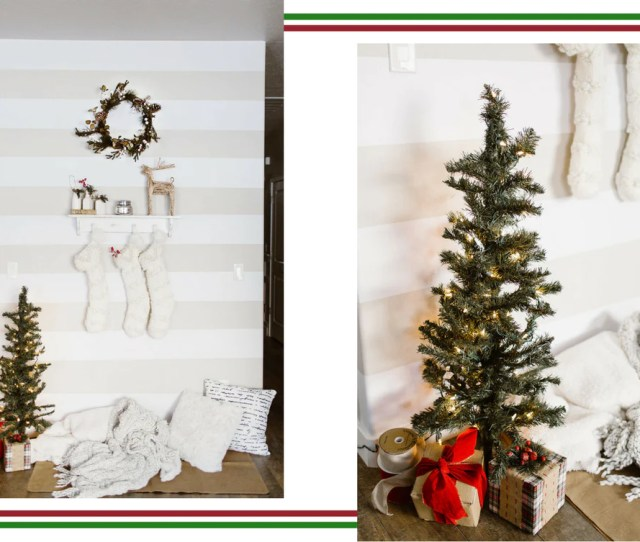 Scroll Through To See How Our Wallgazers Added That Festive Flair To Their Homes With The Help Of Some Of Wallsneedloves Removable Wallpapers