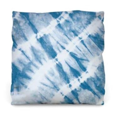Calypso's Wave Throw Pillow by @wallsneedlove.