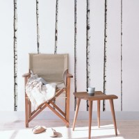 Summer Birch Trees| Trees & Branches Wall Decals ...