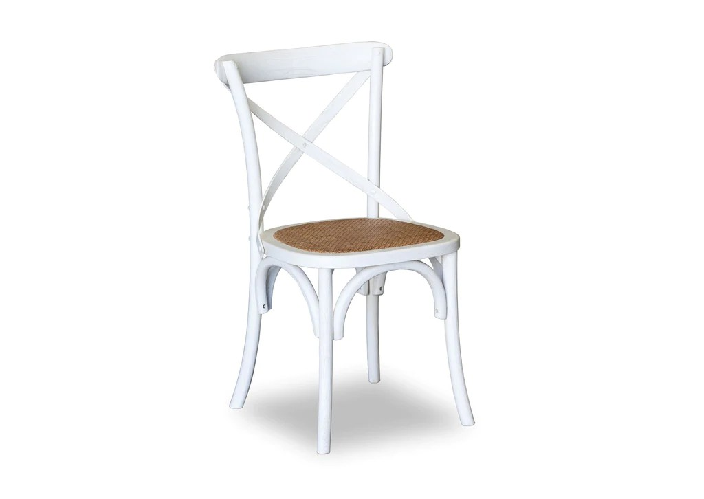 cross back dining chairs white bedroom corner chair ideas parisienne 1000 suite
