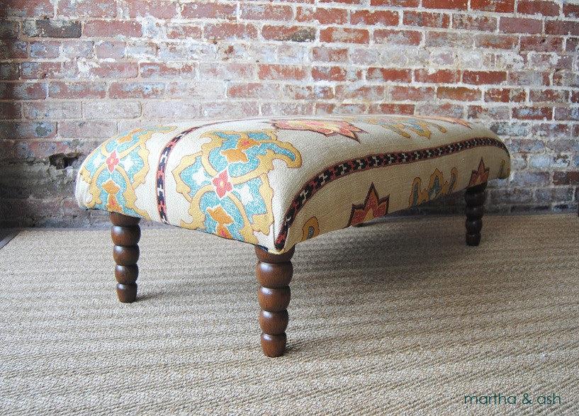 temara bench coffee table ottoman martha and ash