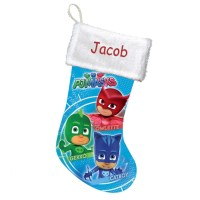 Personalized PJ Masks Christmas Stocking | Dibsies ...