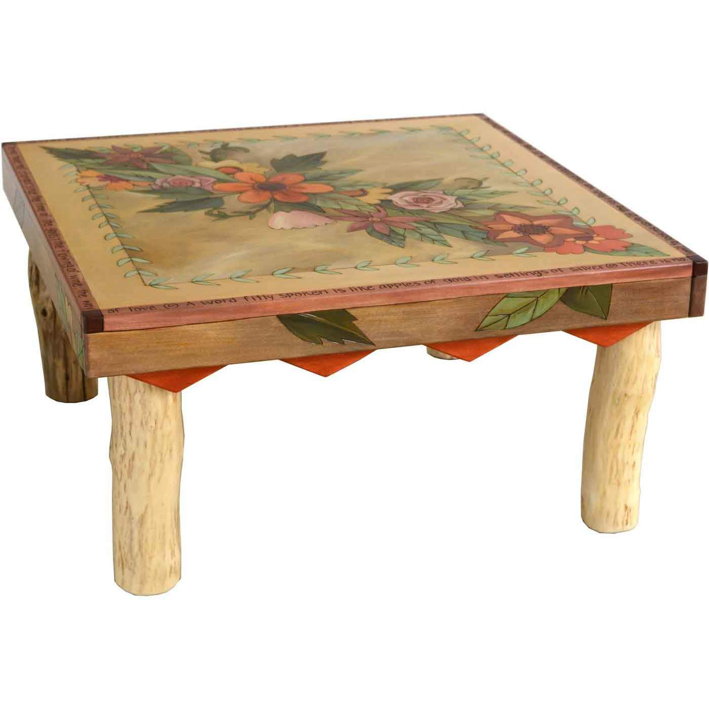 square coffee table by sticks cbt008 03333