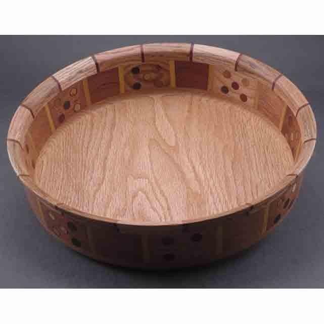 Wooden Segmented Bowls