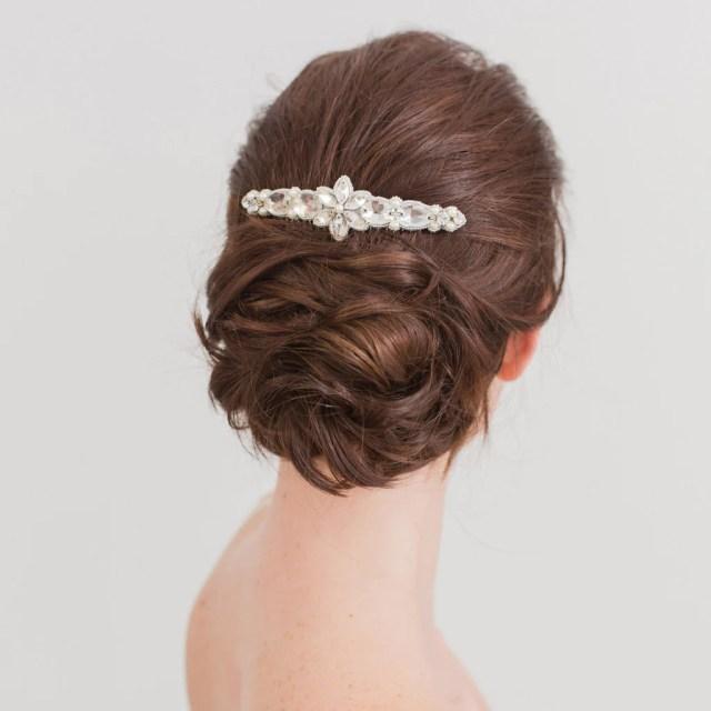 buying bridal hair combs online | britten weddings