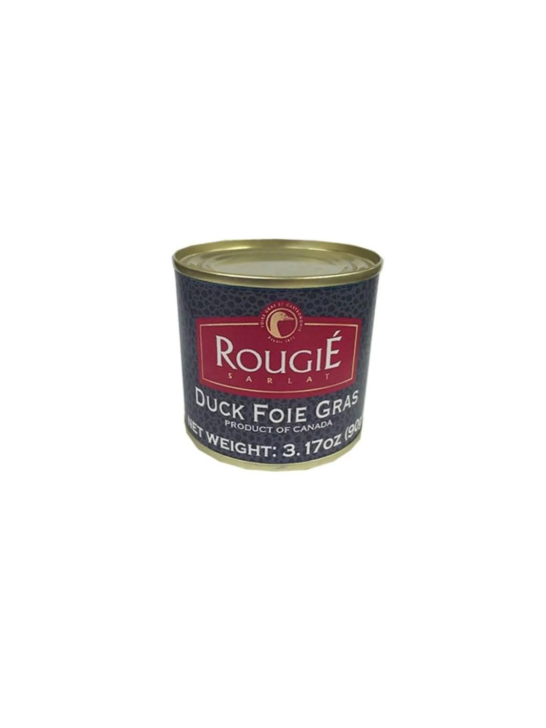 Conserve De Foie Gras : conserve, Québec, Rougié, Artisans, Canada