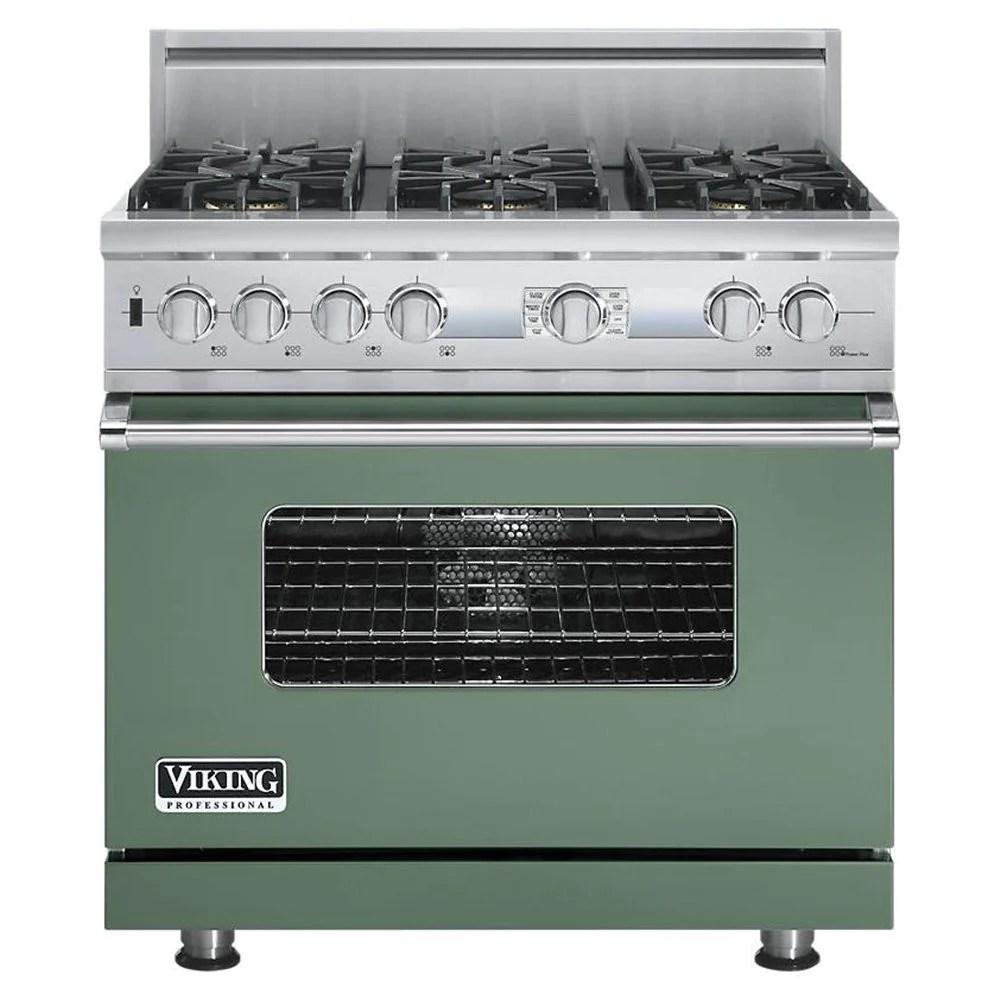 Viking 36 Inch Dual Fuel Range