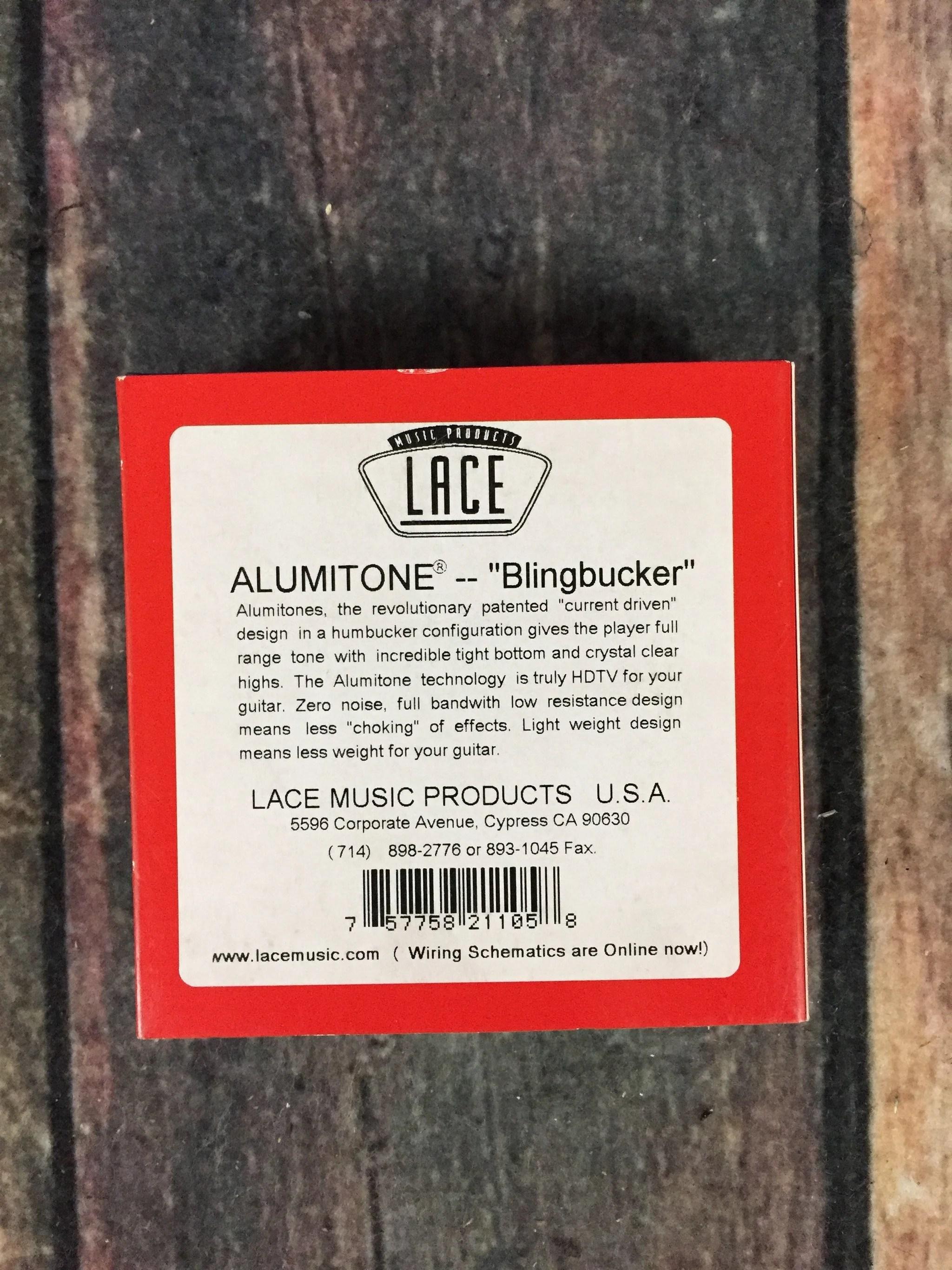 hight resolution of lace pickup lace alumitone blingbucker pickup