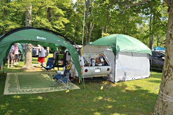 3 Room Tent