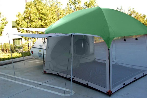 camping chairs with canopy used tables and for sale 10x10 side mount screen room tent by pahaque sr101 – teardropshop.com