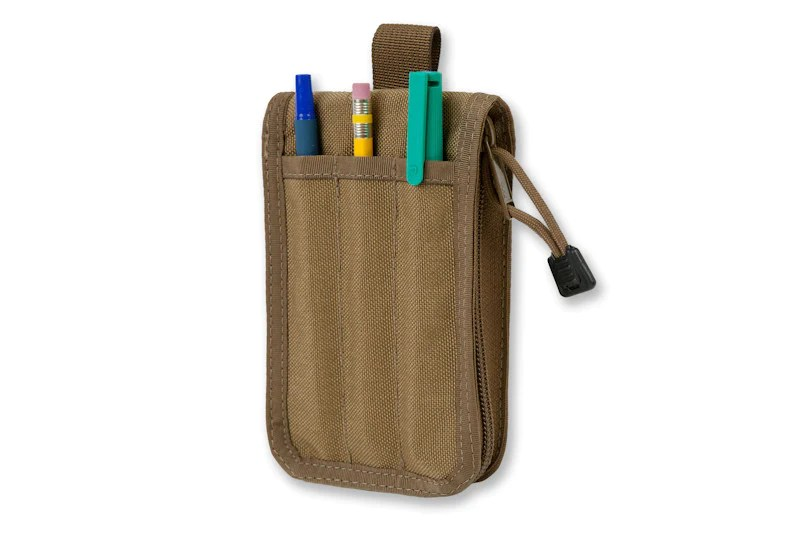 tactical field notebook cover