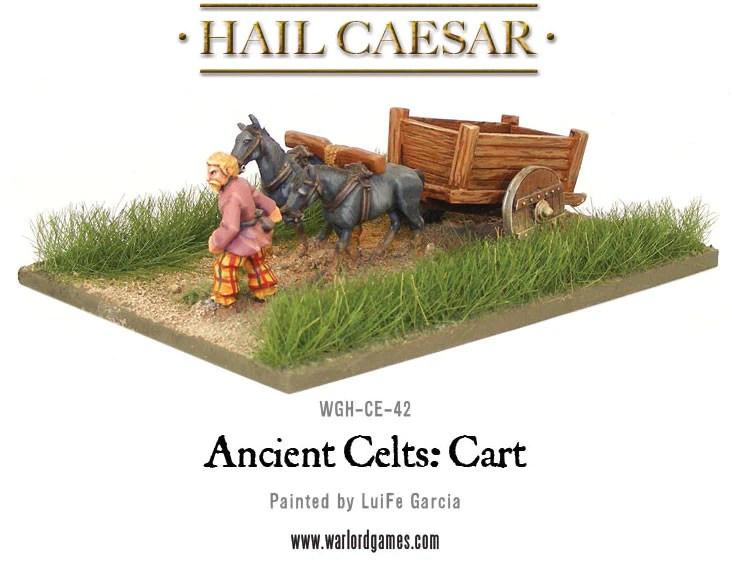 Ancient Celts: Cart