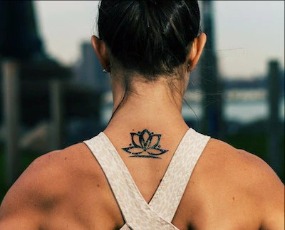 The Yoga Temporary Tattoo Set  myTaTcom